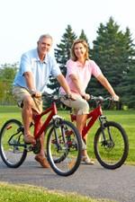 senior-couple-biking
